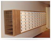 Postvakken Bernardus Amsterdam